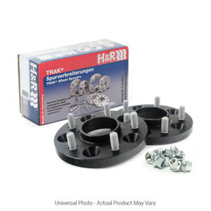 H&R DRM 20mm Wheel Spacers for 1990-2020 Subaru BRZ Impreza Forester Scion FR-S
