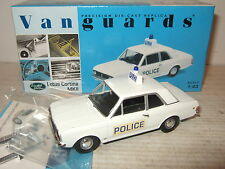 Vanguards VA04101 Lotus Cortina Mk2 Hampshire Police Constabulary - Scale 1 43