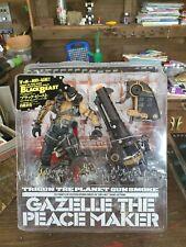 Trigun The Planet Gunsmoke Gazelle The Peace Maker Figure Black Beast Variant