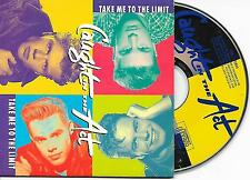 CAUGHT IN THE ACT - Take me to the limit CD SINGLE 2TR DUTCH CARDSLEEVE 1994