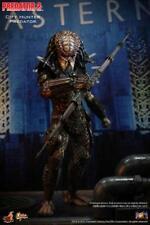 New Hot Toys Movie Masterpiece Predator2 City Hunter Predator 1/6 PVC From Japan