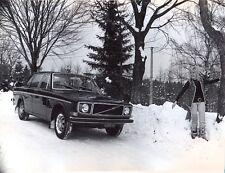 Volvo 144 original official press photograph 3