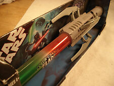 Star Wars Force Unleashed Deluxe Electronic Lightsaber