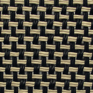 """Original Marshall Cabinet Grill Cloth, Salt and Pepper Weave, 32"""" Width"""