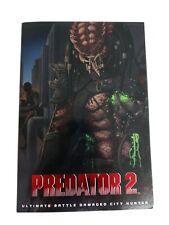 NECA Predator 2 - Ultimate Battle-Damaged City Hunter Action Figure