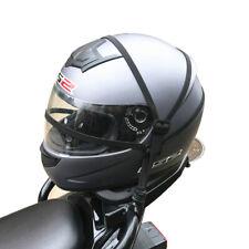 Motorcycle Helmet Telescopic Rope 60CM RearSeat Flexible Rope Helmet Net Bag