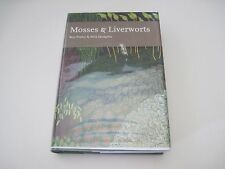 Mosses and Liverworts new naturalist 1st first