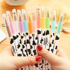12pc Color Pen School Cute Gel Pens 12 Color Diamond Student School Supplies Pen