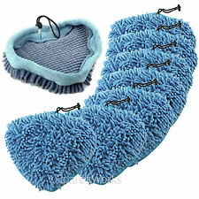8 Coral Cloths Covers Pads for DIRT DEVIL DSS04-E01 DDS04-P01 11 in 1 Steam Mop