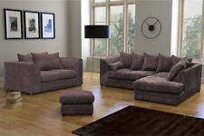 Jumbo Cord Living Room Modern Sofas