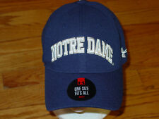 c336d860ce7c2 New Under Armour Notre Dame Fighting Irish Baseball Hat Beanie Cap One Size  All