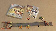 Lego Racers Nr. 4586 Stunt Race Track komplett + 4590 Racers Flash Turbo