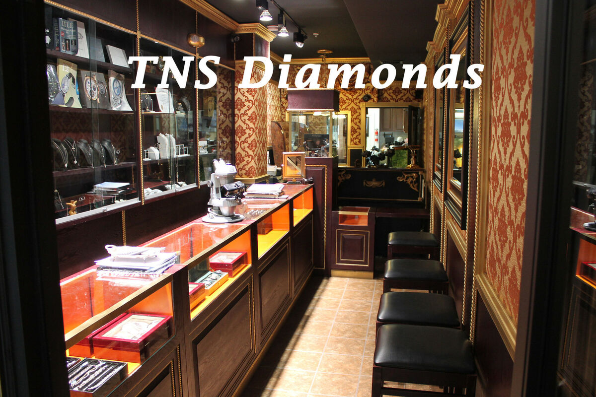TNS Diamonds and Watches