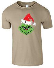 Humbug Grinch Kids T-shirt Christmas Novelty Present Funny Festive Gift