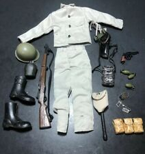 """1/6 Military 12"""" Uniform Clothing Accessories Lot For GI Joe Or Other Figure 027"""
