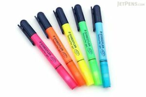 Staedtler Textsurfer Gel highlighter Pens Singles - 4 Colours to choose from