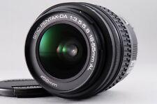 [Excellent+++] SMC  PENTAX  DA  F/3.5-5.6  18-55mm  AL  from Japan Free/S  #6042