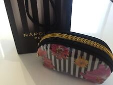 NEW Napoleon Perdis Daisy Makeup Cosmetics Bag