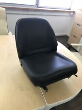 Forklift Seat with Weight Adjustment Brand New Sydney Stock