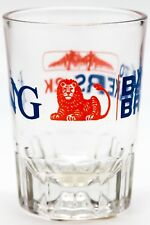 ING Bay to Breakers 12M Marathon Shot Glass Shooter Collectors Souvenir Cup