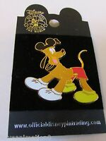 Disney Real Mickey Mouse Series Pluto Pin