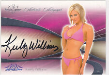 2008 KEELY WILLIAMS BENCHWARMER AUTO FREE SHIPPING