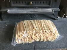 2KG Of Kindling Wood  kiln dried for Log Burners Firewood Stoves  Thinly Chopped