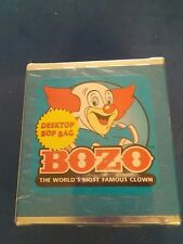 bozo desktop bop bag and dvd  bozo shows 4 5 6