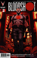 Bloodshot 2 NM Valiant (2012) **15