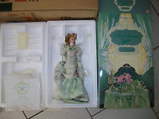Mint Memories Barbie 2000 Victorian Tea Porcelain LE