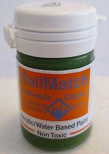RailMatch 2620 LNER Doncaster Green Acrylic Paint 18ml Pot