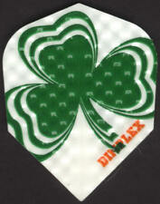 "Dimplex ""Lucky Clover"" Dart Flights: 3 per set"