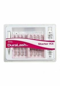 Ardell Duralash Student Kit Combo Black/Brown Individual Eyelashes With Glue