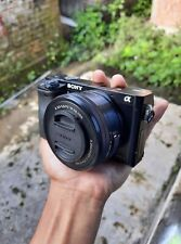 Sony A6000 Mirrorless Camera with Kit lens 16-50mm