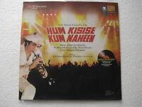 Hum Kissise Kum Naheen R D BURMAN Hindi LP Record Bollywood India Mint-1299