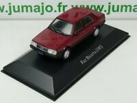 ARG30G Voiture 1/43 SALVAT Autos Inolvidables : FIAT REGATTA 1985