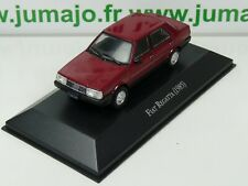 ARG30 Voiture 1/43 SALVAT Autos Inolvidables : FIAT REGATTA 1985