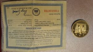 2001 World Trade Center Commemorative Coin