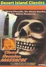 Class Reunion Massacre  DVD NEW