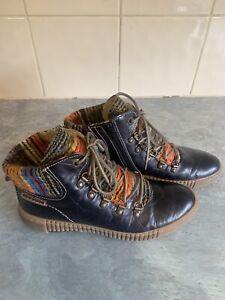 josef seibel 38 rare edition woman's shoe/boot
