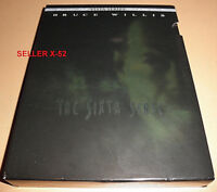 THE SIXTH SENSE Bruce Willis DVD Donnie Wahlberg Toni Collette Olivia Williams