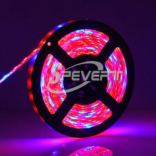 1M 5050 LED Plant Grow Light Strip Red Blue 5:1 Greenhouse Garden Hydroponic