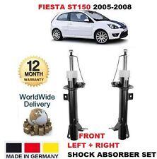 PER FORD FIESTA 2.0 ST150 2005-2008 2x Anteriore SX & DX Ammortizzatore