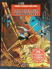 Charlotte 2 EO Le Rocher aux hirondelles Taymans Miel Baldwin Casterman