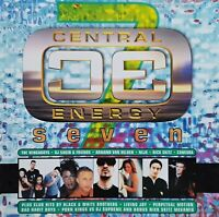CENTRAL ENERGY 7 - VARIOUS DANCE COMPILATION 2CD - CENTRAL STATION DJ TECHNO