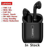 Lenovo X9 Wireless Headphones Bluetooth V5.0 Headset Touch Control Sport Earbuds