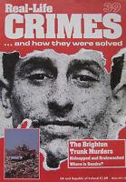 Real-Life Crimes No 39 - Brighton Trunk Murders, Sandra Midlane, Patricia Hearst