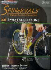 Spinervals Cycling Dvd 3.0 Enter The Red Zone