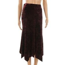 Polyester Fishtail Skirts Plus Size for Women