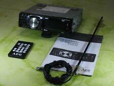AEG AR 4029 DAB Autoradio USB/DAB+/CD/RDS/AUX 1DIN ISO Bluetooth